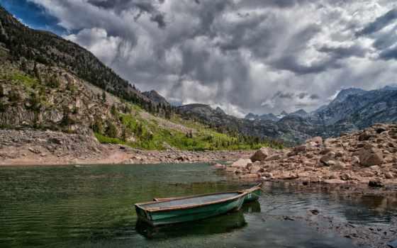 природа, горы, камни, главная, мар, california, пейзажи -, красивые, озеро,