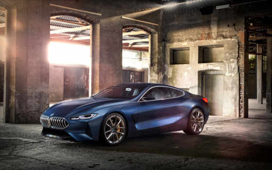 bmw, серия, coupe, officially, concept, villa, есте, new,