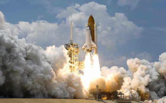 космос, shuttle, взлёт, сша, наса, картинка, планета, звезда, галактика, вселенная, atlantis, картинку, with, launch,