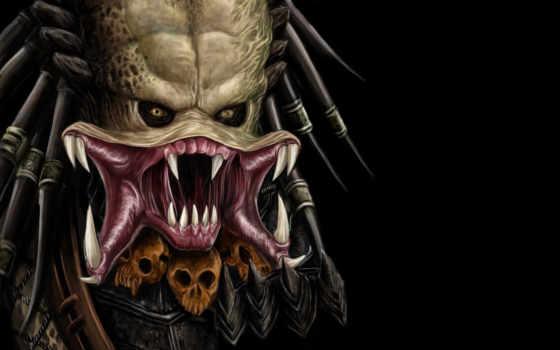хищник, aliens, deviantart