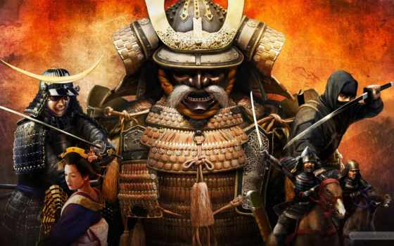 игры, total, war, shogun, игр,