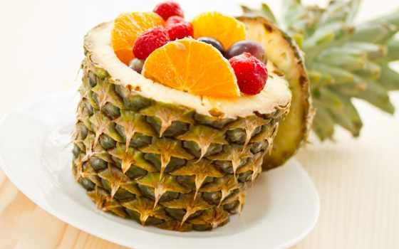 теме, еда, фотографий, bigfogru, pineapple, instagram, салаты, videos, изображения, бесплатные,