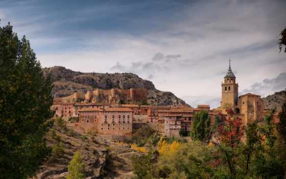 albarracín, teruel, photos, albarracin, panoramio, valbona, fotos, castillo, españa, tiempo,