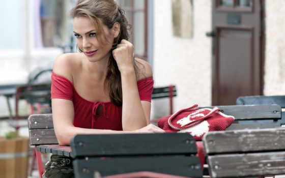 fashion, women, картинка, девушка, thursday, struggling, позирует, модель, столиком