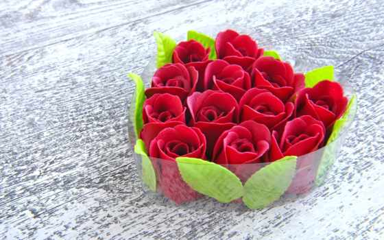 bunch, red, love, роза, roses, цветы,