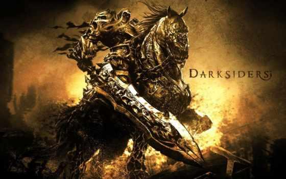 darksiders, video, wrath
