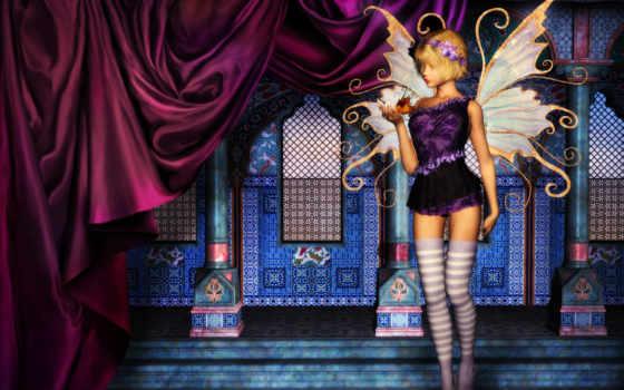 фея, fantasy, fairies