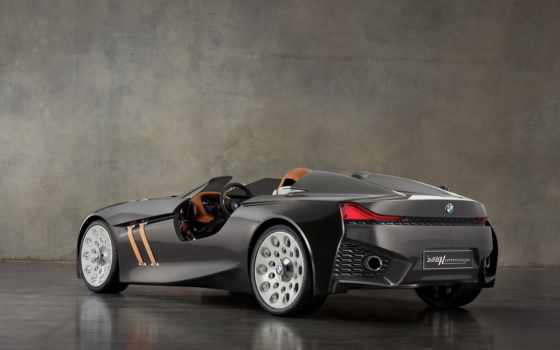 bmw, concept, hommage, car,