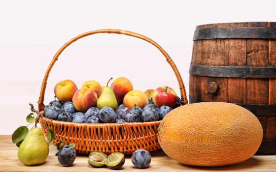 осень, fruits, восхитительный, плод, desktop, season,