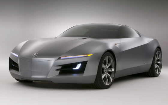 acura, advanced, concept, sports,