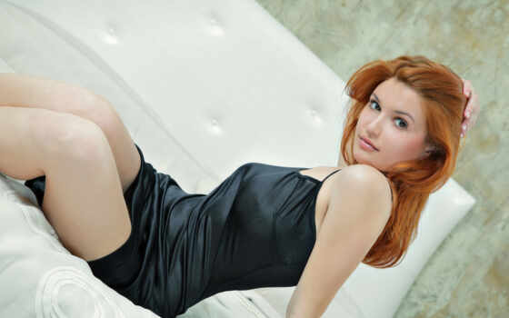 violla, спальня, views, magazine, met, art, платье, redheads, black,