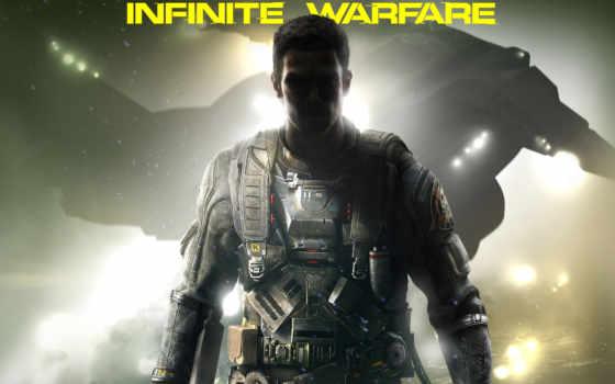 колл, duty, warfare, infinite,
