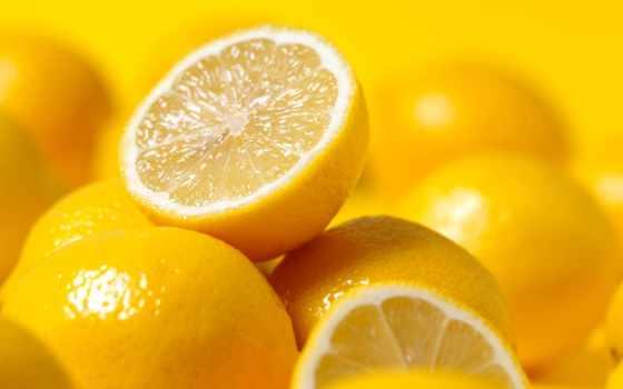 фрукты, лимоны, цитрусы, апельсины, цитрус, широкоформатные, грейпфруты,