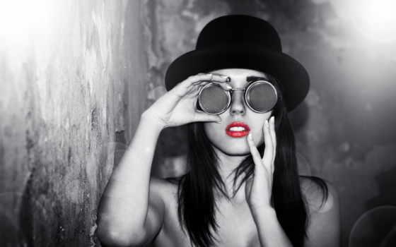девушек, очках, devushki, lips, очки, женский, models, страсть, солнца,