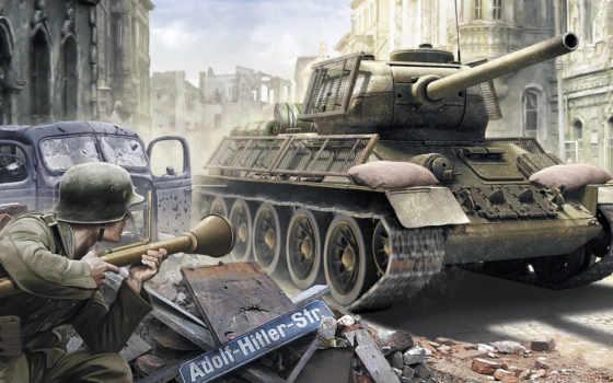 танк, pictures, soviet