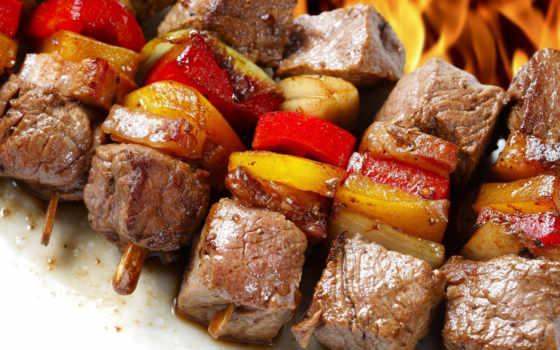 шашлык, производить, еда, meat, шашлыки, iphone,