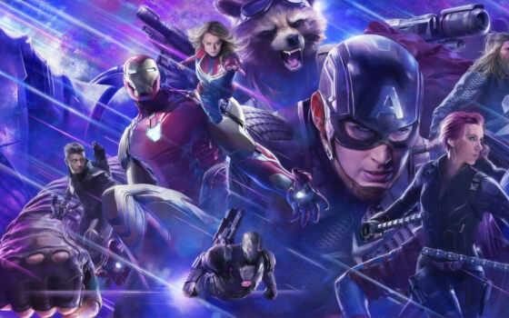 avenger, эндшпиль, release, marvel,