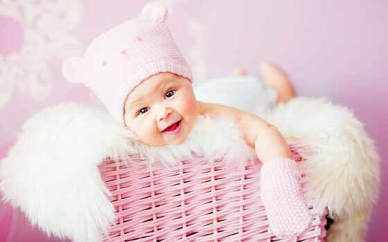 малыш, девушка, ребенок, sweetheart, хороший, one, newborn, cute, little, positive