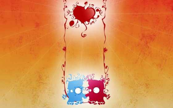 love, графика, сердце Фон № 58414 разрешение 1600x1200