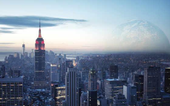 york, new, город Фон № 82936 разрешение 2560x1600