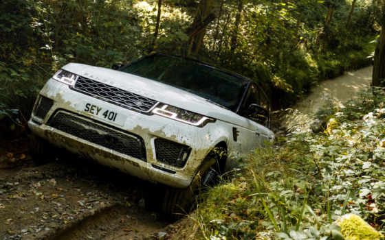 rover, range, спорт, land, внедорожник,