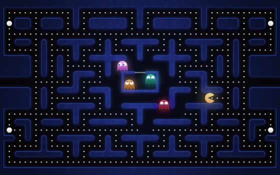 pacman, games