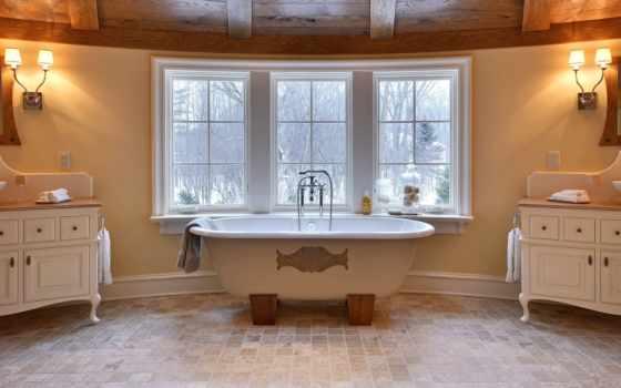 ванн, качество, интерьера, restoration,