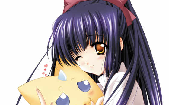 anime, девушка, sweetheart