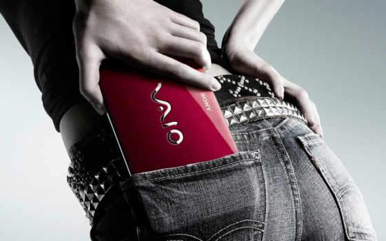 vaio, sony, ноутбук Фон № 115357 разрешение 1366x768