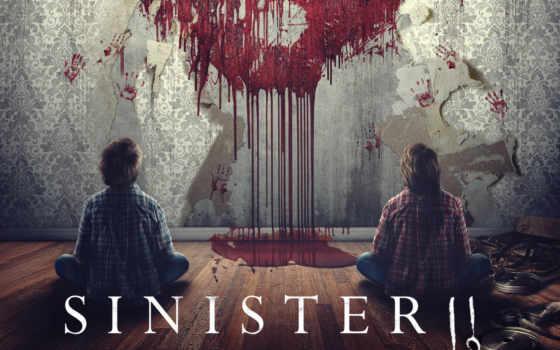 sinister, плакат, movie