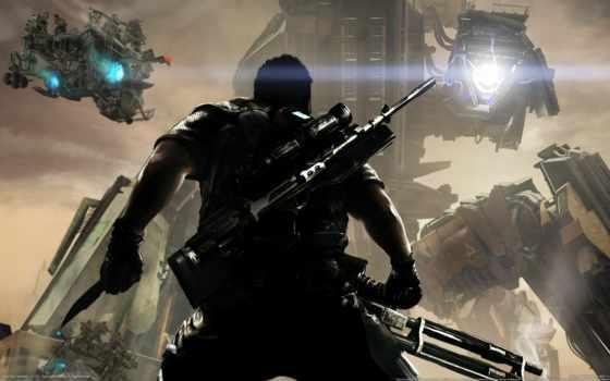 killzone, games, guerrilla, игры, акпп, киллзон, истребитель, воин, video, фантастика, ева,