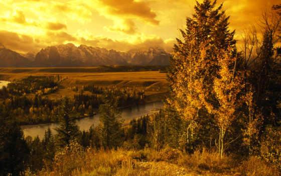 вышивки, рассвет, горах, автора, схема, фотоальбом, природа, вечер, схемы, самые, various,