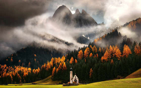 ranui, italy, johann, max, rive, church, photography, pinterest, dolomites,