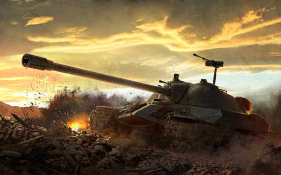 tanks, world, wot