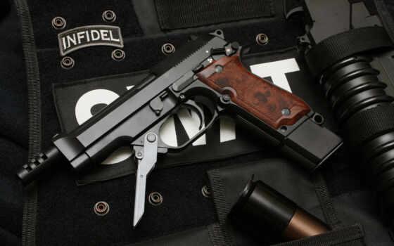 gun, special, forces, swat, desktop, beretta, широкоэкранных, бронежилет, weapons, سلاح, infidel,