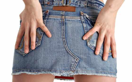 denim, женщина, мужики, джинсовой, киев, pośladki, юбке,