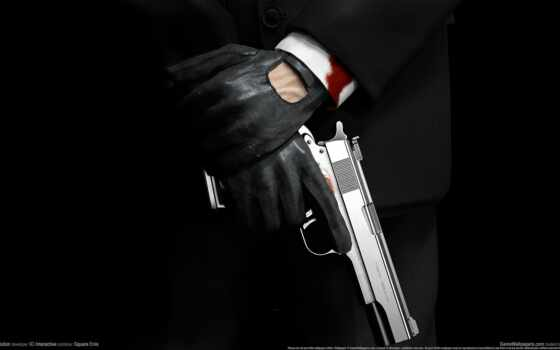 hitman, absolution, games