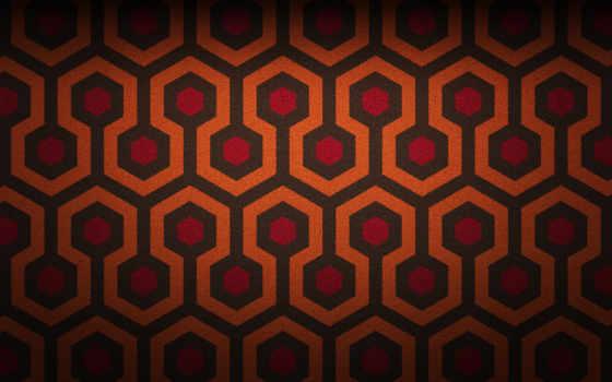 графика, векторная, ковёр, pattern, шестиугольники, повседневную, раскрасят, dark, рутину, windows,