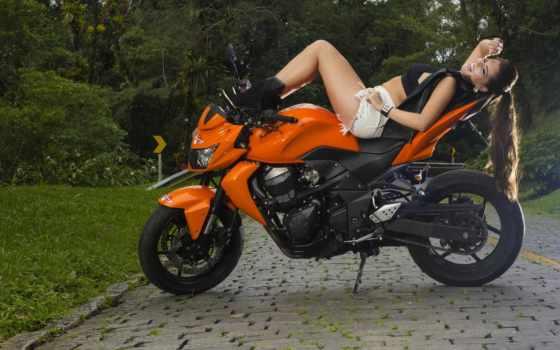 мотоциклы, kawasaki, honda, jessyyca, mahylla, мотоцикл, schindler, девушка, lincoln, красивые, motospeed,