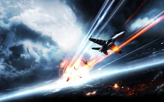 battlefield, самолеты