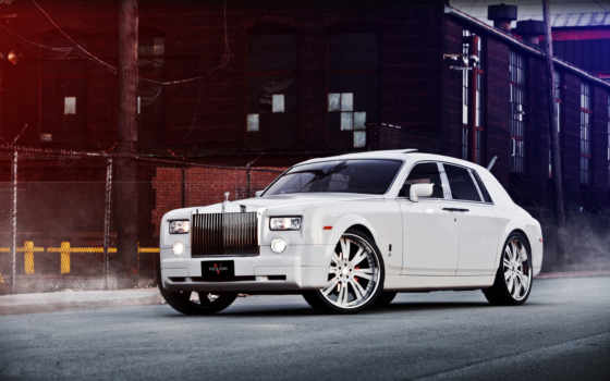 rolls, royce, phantom