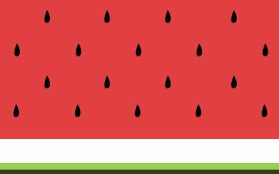 арбуз, полосы, стена, капельки, текстура,