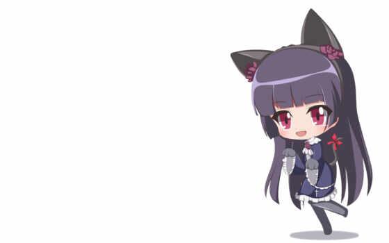 ore, imouto, wake, ruri, kawaii, animal, ears, gokou, anime, nai, oreimo, продолжение,