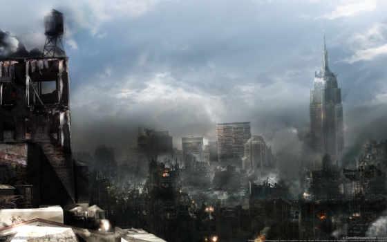 уничтожение, fantasy, конец
