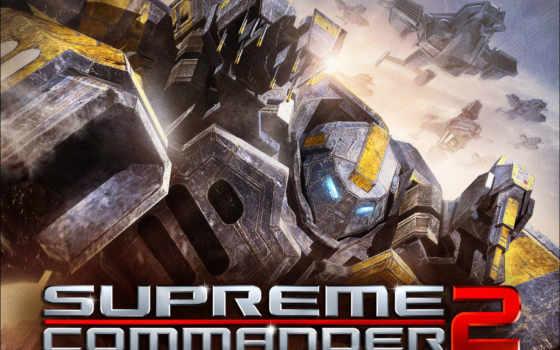 supreme, commander, игры,