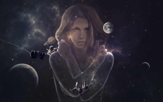 космос, widescreen, resolutions, первую, goddess, you,