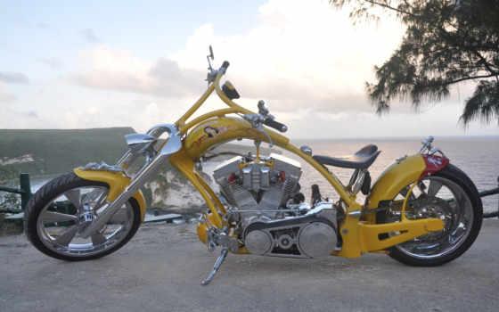 посмотреть, мотоцикл