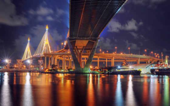 таиланд, мост, bangkok