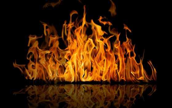 огонь, скачивайте, пламя,