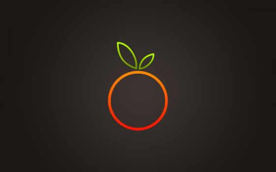 оранжевый, девушки